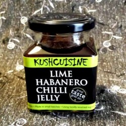 Lime Habanero Chilli Jelly