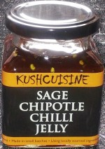 Sage Chipotle Chilli Jelly